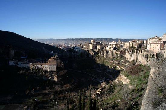Parador de Cuenca:                   Cuenca