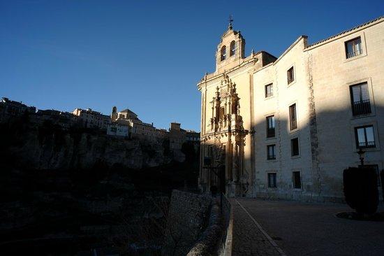 بارادور دي كوينكا:                   Parador de Cuenca 外观                 