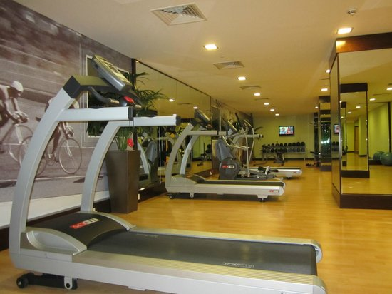 Citymax Hotels Bur Dubai:                   Тренажерный зал