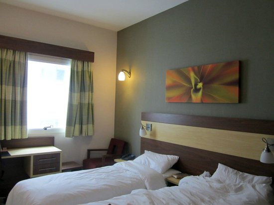 Citymax Hotels Bur Dubai:                   Номер