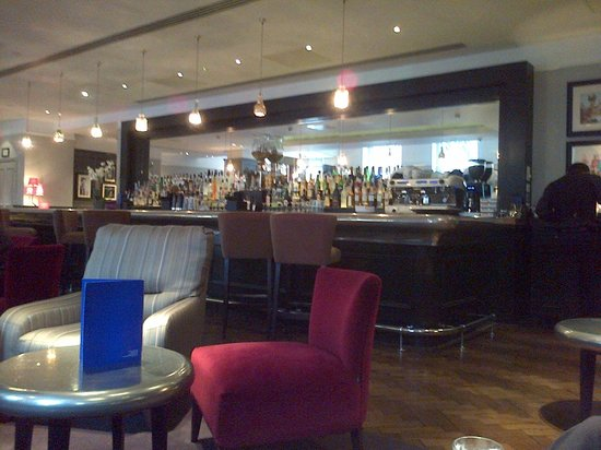 London Bridge Hotel: Hotel Bar