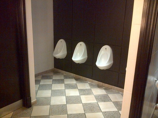 London Bridge Hotel: Gents Toilets