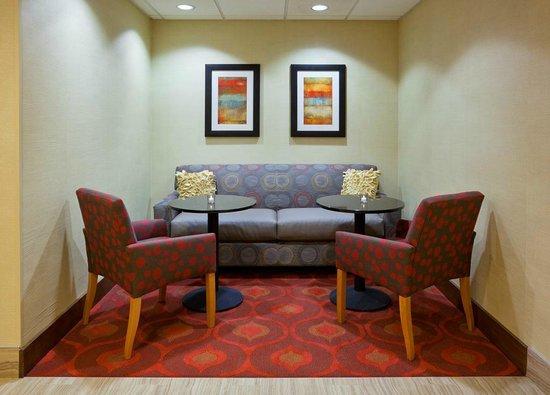 Hampton Inn Rockford: Hotel Lobby