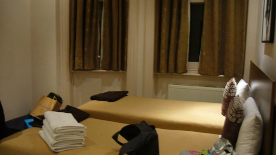 Avni Kensington Hotel:                   Stanza