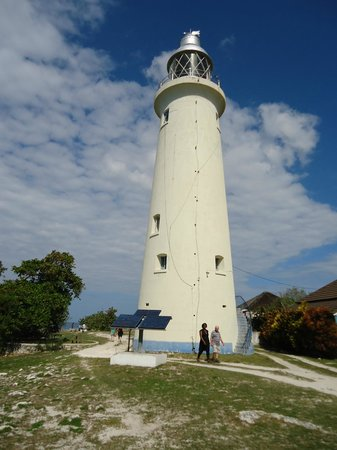 Fun Holiday Beach Resort:                                     Negril lighthouse