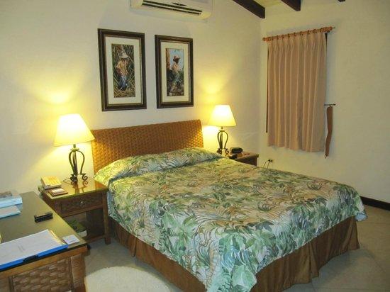 Sugar Cane Club Hotel & Spa : Bedroom