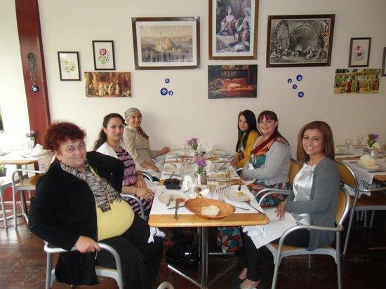 Turkish Grille Restaurant:                   kiraz kilic