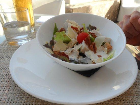 Gran Melia Palacio de Isora Resort & Spa:                                     starter in italian