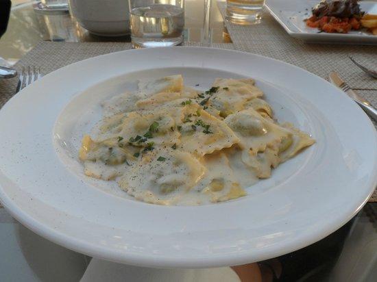 Gran Melia Palacio de Isora Resort & Spa:                                     pasta in italian