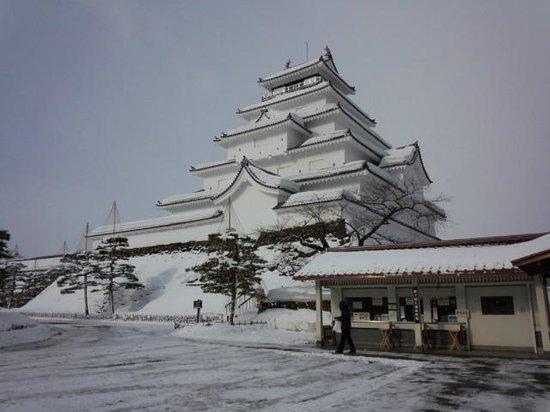 Tsuruga Castle :                   NO1
