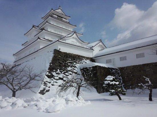 Tsuruga Castle:                   NO2