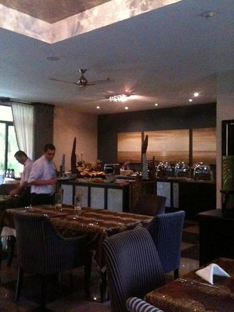 The Royal Corin Thermal Water Spa & Resort:                   breakfast buffet