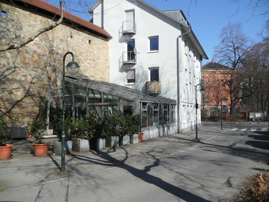 Wintergarten Reutlingen wintergarten mit restaurant picture of restaurant pfauen