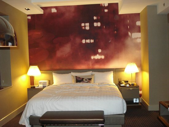 Grand Hyatt New York:                   cama