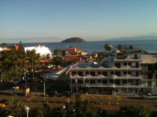 Decameron Los Cocos:                                     view from cocos 4