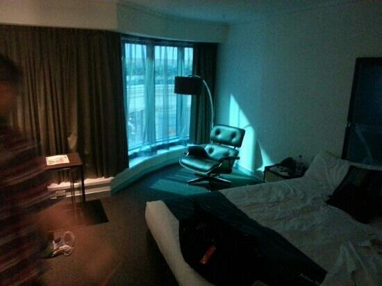 Novotel Melbourne on Collins: Room 722