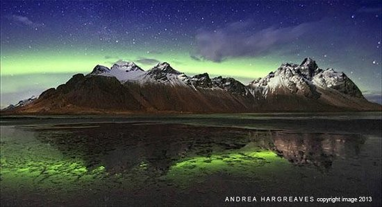 Iceland Aurora Photo Tours - Day Tours:                   Aurora Borealis, Hofn