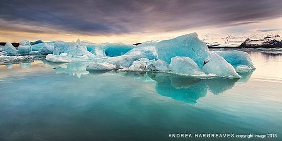 Iceland Aurora Photo Tours - Day Tours:                   Jokulsarlon Ice Lagoon