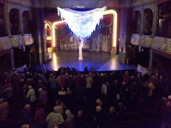The Old Vic: Old Vic Stage