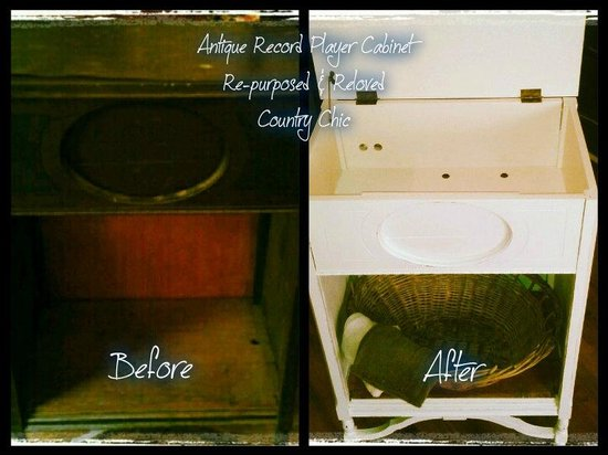 Country Chic Shabby Chic & All Things Country: Country Chic before & after