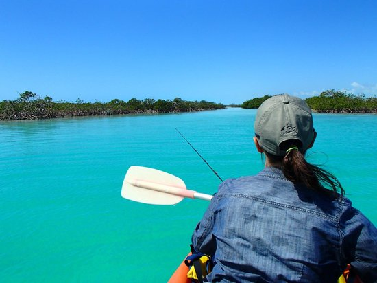 Exuma Vacation Cottages:                   Moriah Harbour