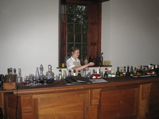 Schoone Oordt Country House :                   Bar