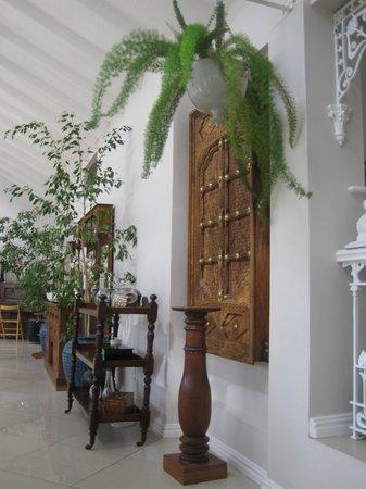 Schoone Oordt Country House:                   Speiseraum/ restaurant