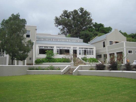Schoone Oordt Country House:                   Aussenasicht Haupthaus