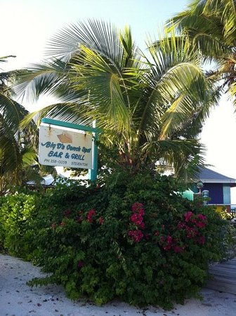 Breezy Hill Exuma Bahamas:                                     Neat hangout spot with great food!