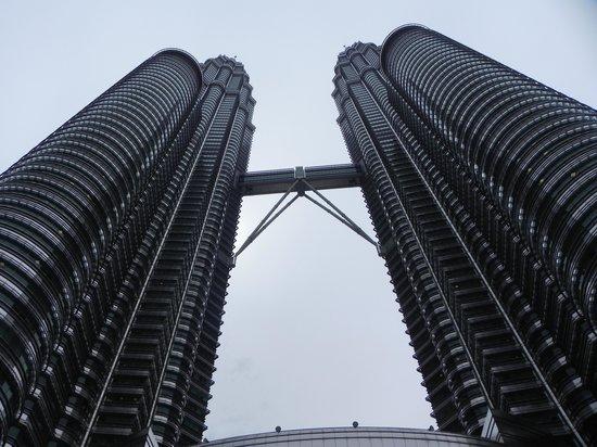 โรงแรมเดอะรอแยล บินตัง: Petronas towers
