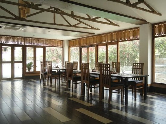 IORA - The Retreat,Kaziranga:                   Ethnic Cuisine Restaurant