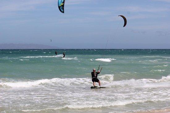 Ventana Windsports B&B:                                     La Ventana Windsports
