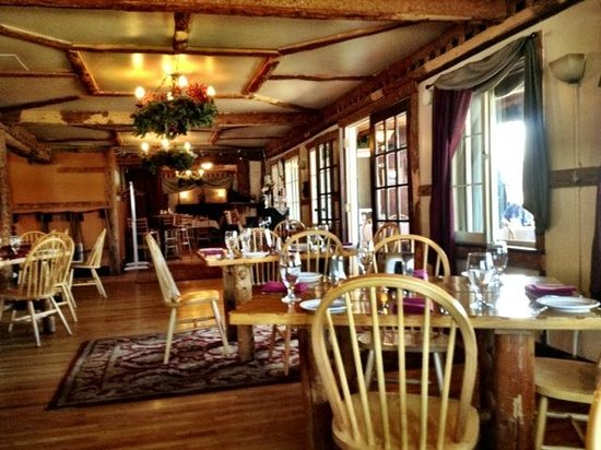 The Bistro at Marshdale: Mountain charm...