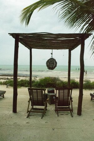 Holbox Dream Beach Front Hotel by Xperience Hotels: Beach Club