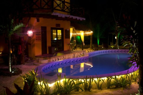 Holbox Dream Beach Front Hotel by Xperience Hotels: Outdoors