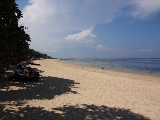 The Laguna, a Luxury Collection Resort & Spa:                   Short Coastline