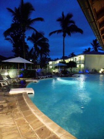 Hotel Le Recif:                   une des piscines