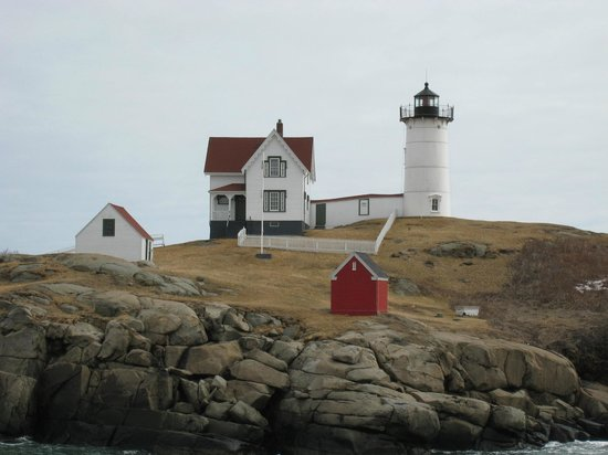 Cape Neddick Nubble Lighthouse: The Nubble Lighthouse