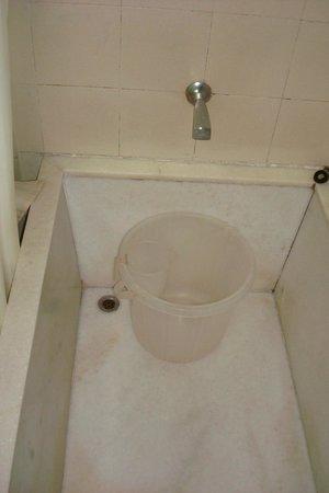Regent Hotel:                   Banheiro