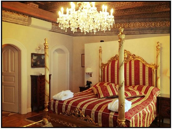Alchymist Prague Castle Suites: Room