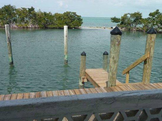 Conch Key, FL: Boat Slip with rental