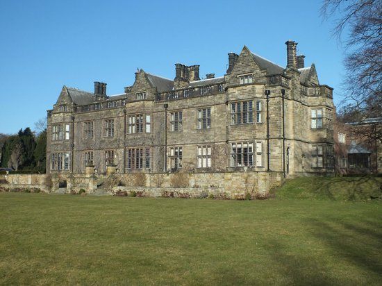 Gisborough Hall Hotel: Hotel