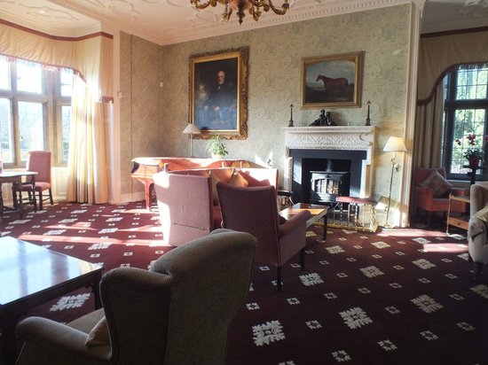 Gisborough Hall Hotel: Lounge Area