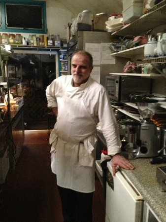 Manon: Jean Michel, Owner in his palce of work