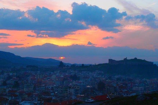 Villa Panaroma:                   Beautiful sunset you can see there                 