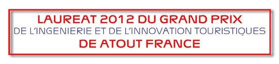 Spa Source La Roche Posay: Lauréat 2012 du grand Prix de l'Ingénierie et de l'Innovation Touristiques de Atout