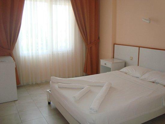 Golden Moon Apart Hotel: badroom