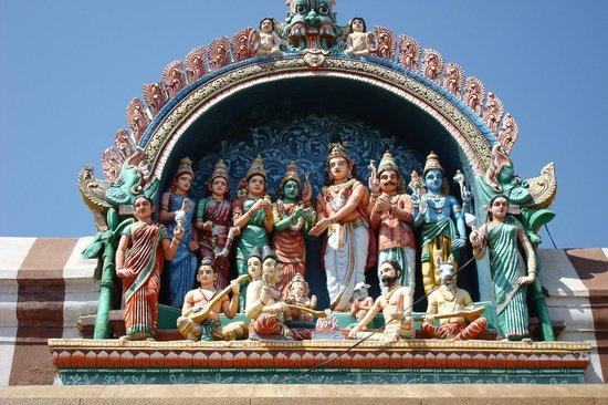 Arulmigu Patteeswarar Swamy Temple:                                     Portal