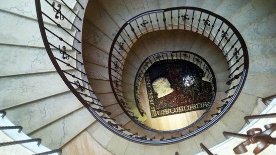 Sercotel Villa de Laguardia Hotel:                   Escalera
