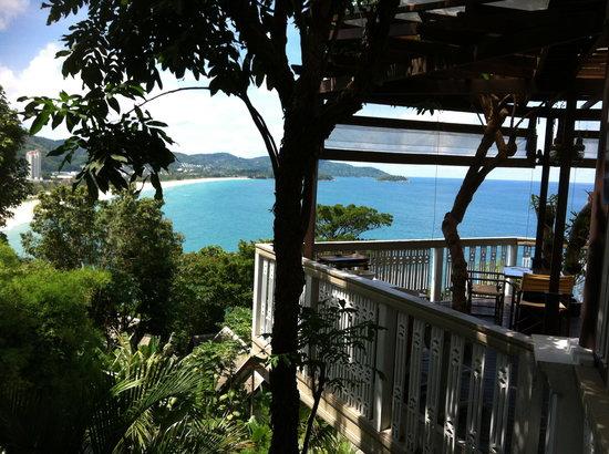 Centara Villas Phuket:                   Amazing view !
